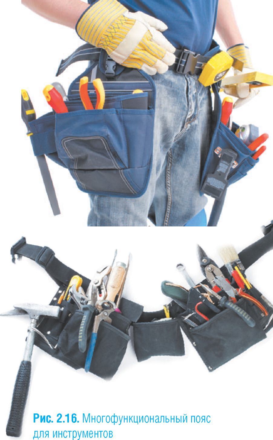пояс электрика для инструментов